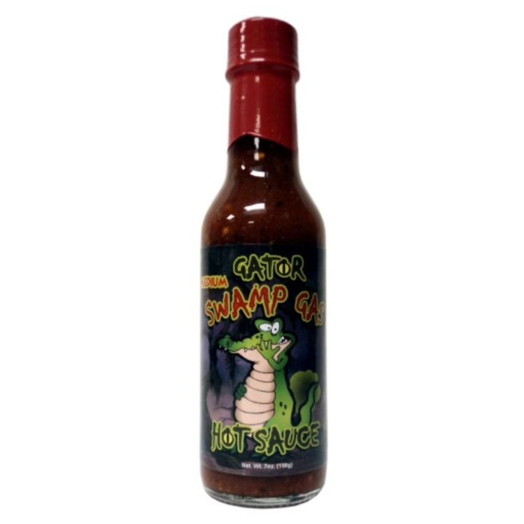 Pepper Palace Gator Swamp Gas Hot Sauce