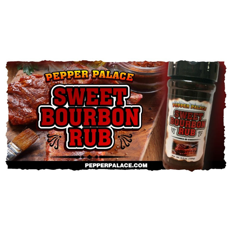 Sweet Bourbon Rub