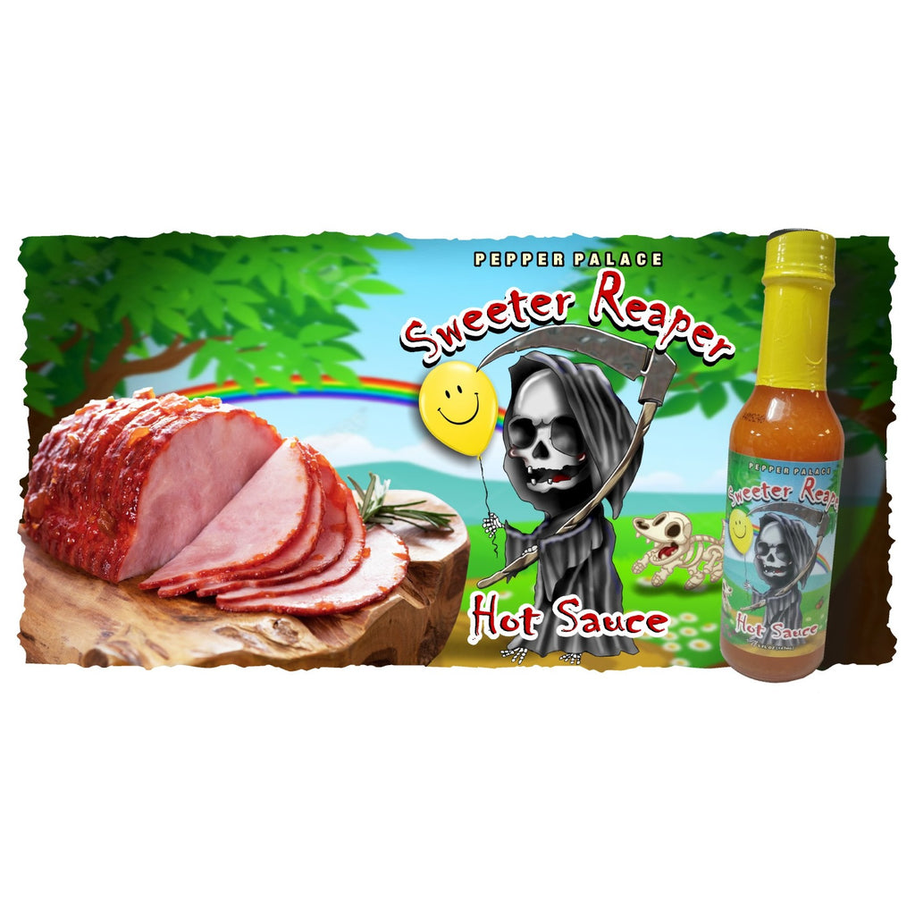 Sweeter Reaper Hot Sauce