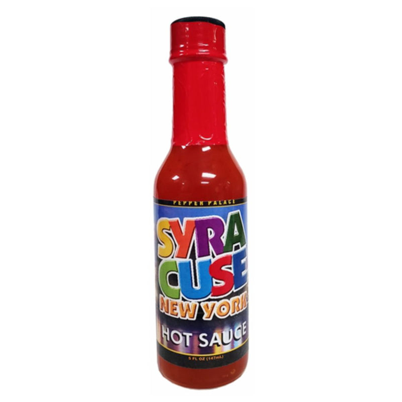 Pepper Palace Syracuse Hot Sauce