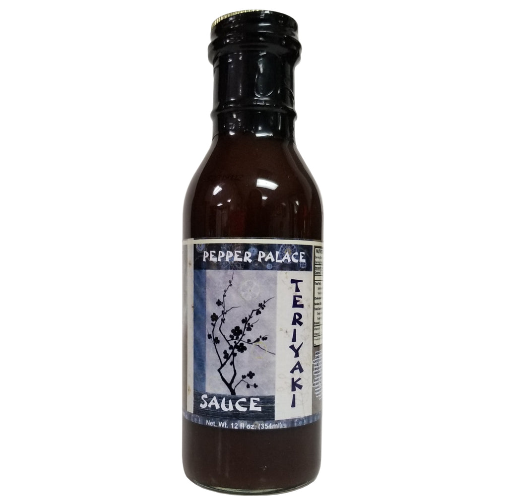 Pepper Palace Teriyaki Sauce