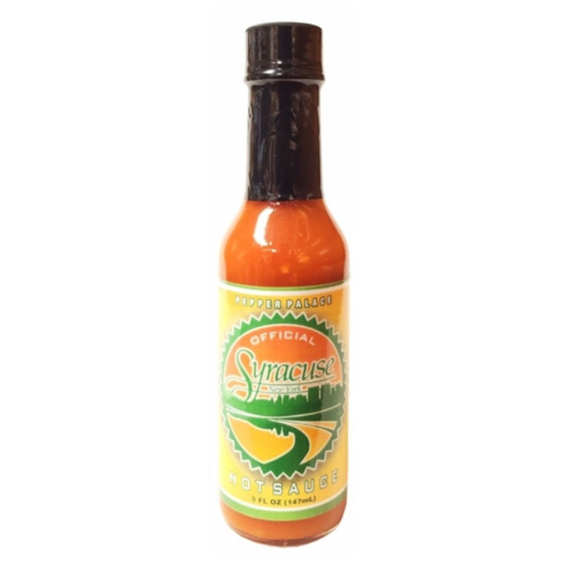 Pepper Palace Official Syracuse Hot Sauce
