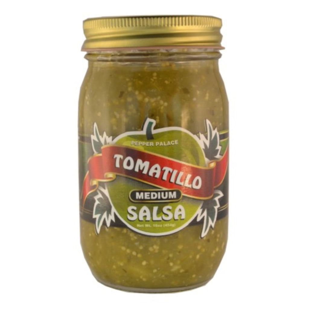Pepper Palace Tomatillo Salsa