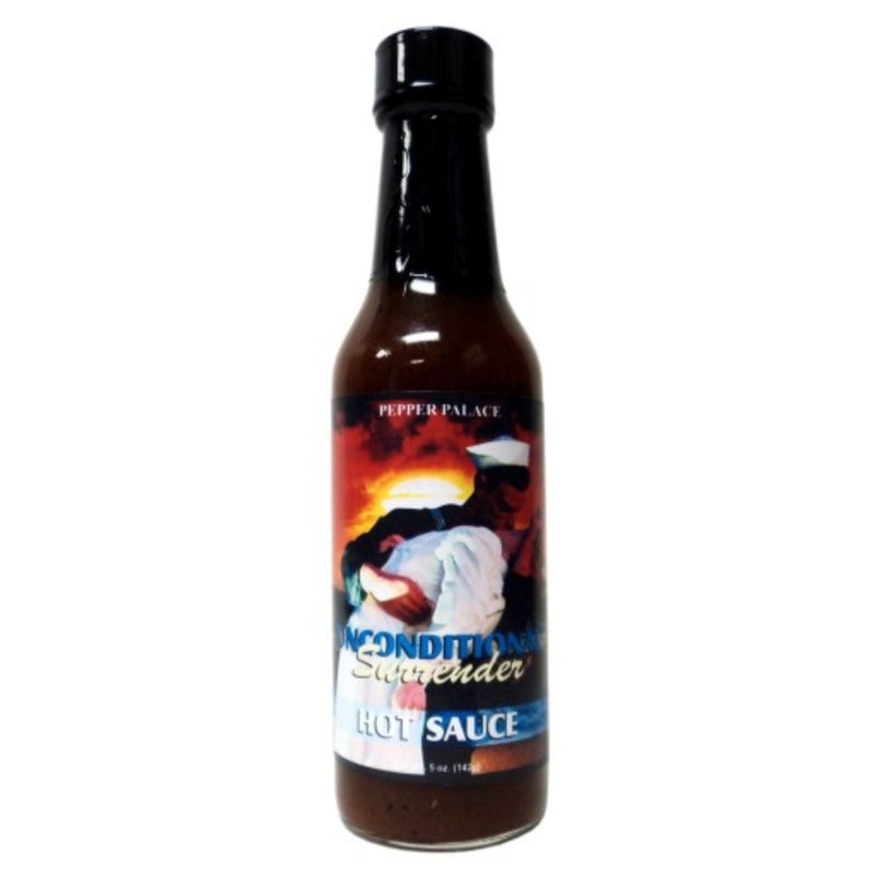 Pepper Palace Sarasota Unconditional Surrender Hot Sauce