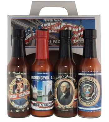 Pepper Palace National Harbor Washington DC Gift Pack