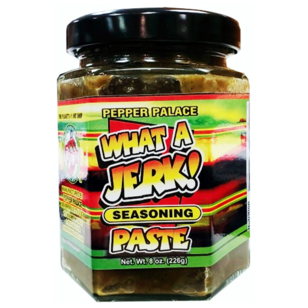 Pepper Palace What A Jerk Seasoning Paste