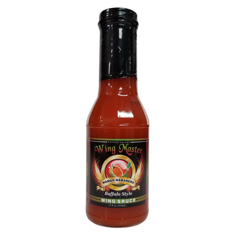 Mountain Q - Honey Habanero BBQ Sauce