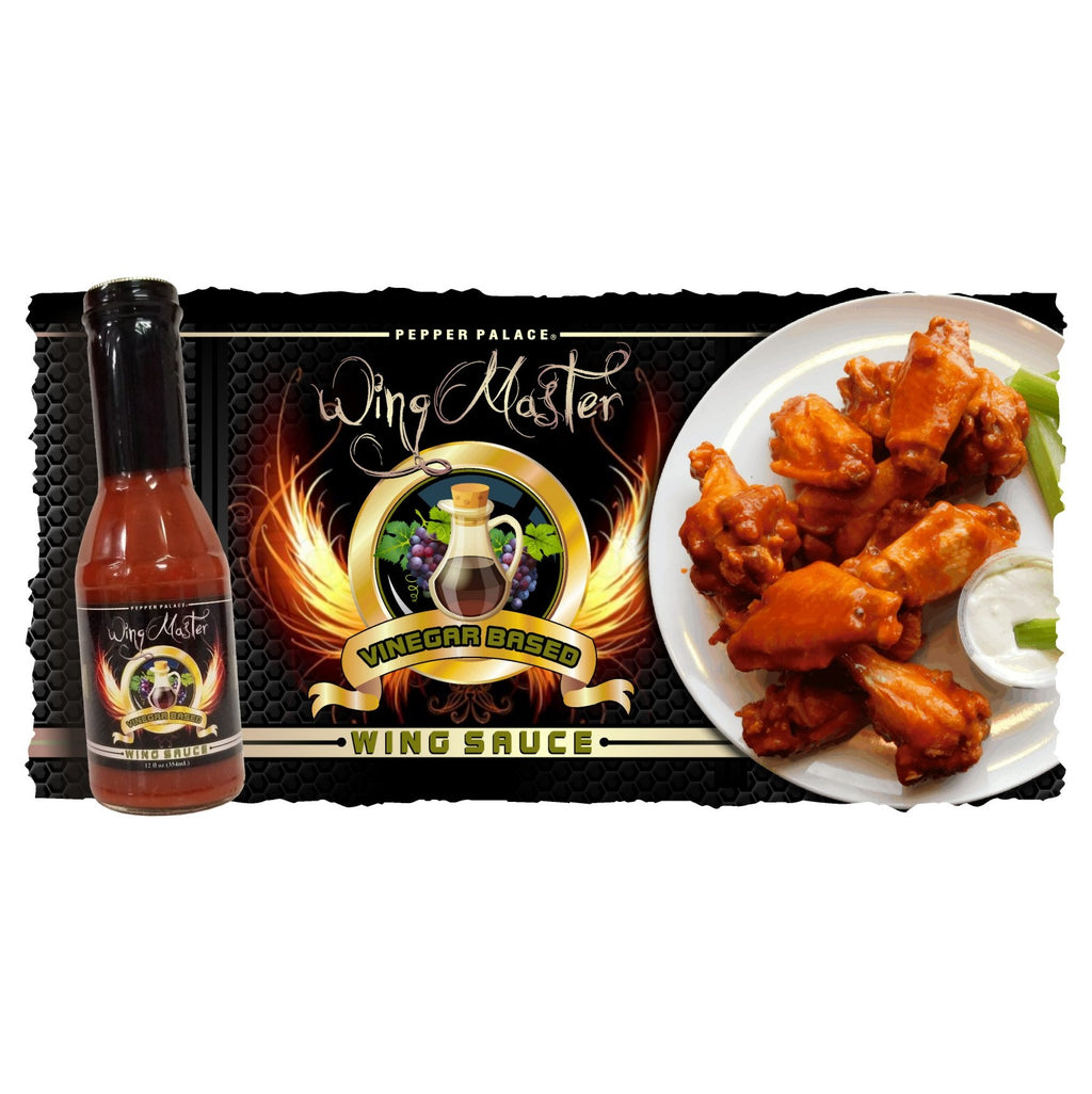 Wing Master - Vinegar