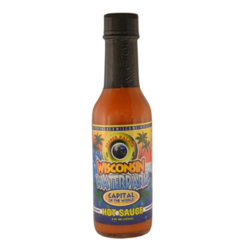 Pepper Palace Wisconsin Water Park Capital Hot Sauce