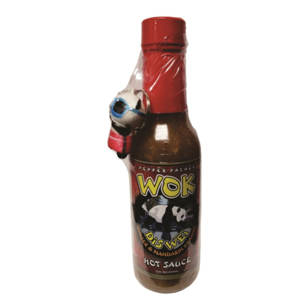Pepper Palace Wok Dis Wei Hot Sauce