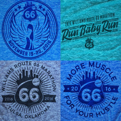 2016 Williams Route 66 Marathon Logo Gear