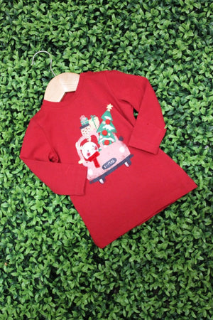Festive Long Sleeve Top - Stable Lane Boutique