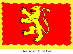 House of Dinefwr Flag