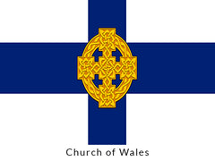 Church of Wales Flag