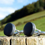 Welsh Slate Cufflinks
