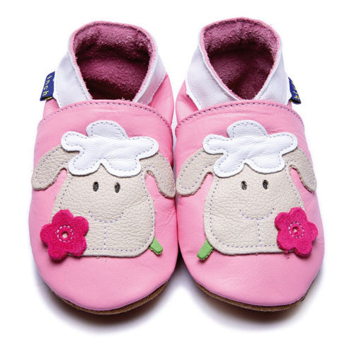 Baby Shoes - Leather - Sheep