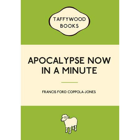 Card - Apocalypse Now In a Minute