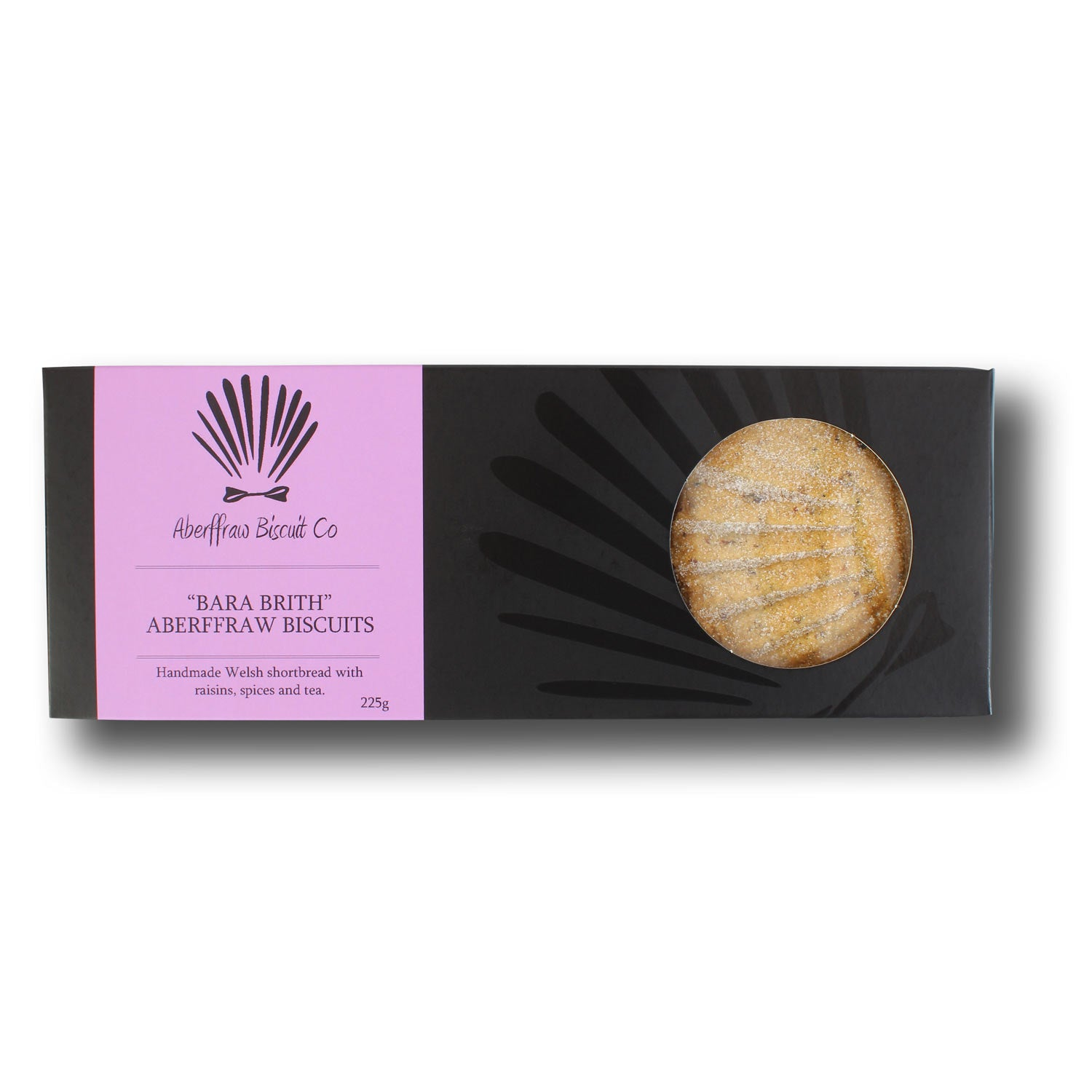 Gift Box - Traditional Aberffraw Biscuits - Bara Brith