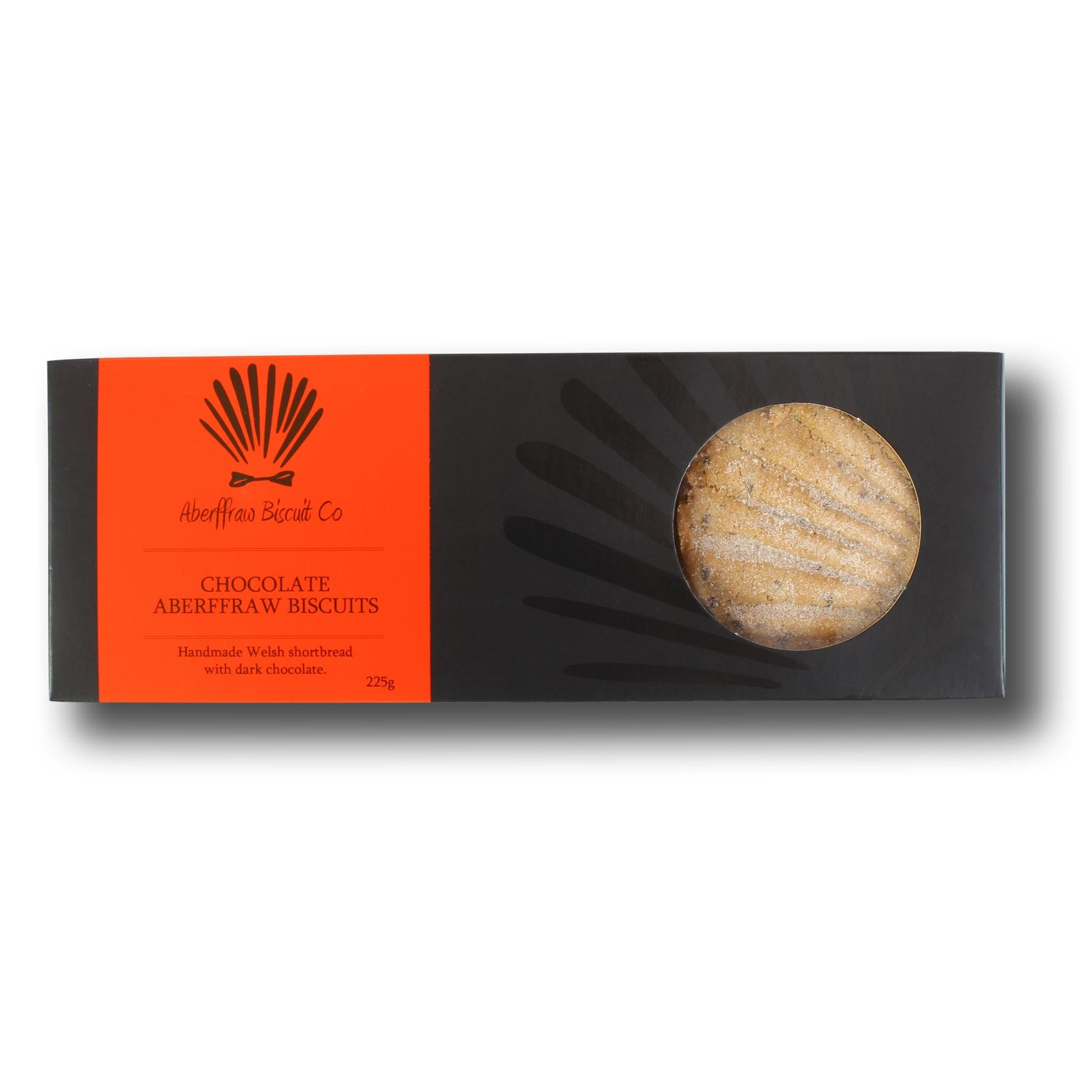 Gift Box - Traditional Aberffraw Biscuits - Chocolate