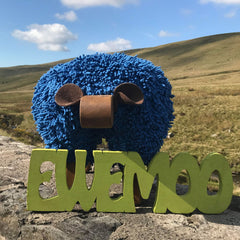 Gift Voucher - Foot Rest - Welsh Sheep-The Welsh Gift Shop