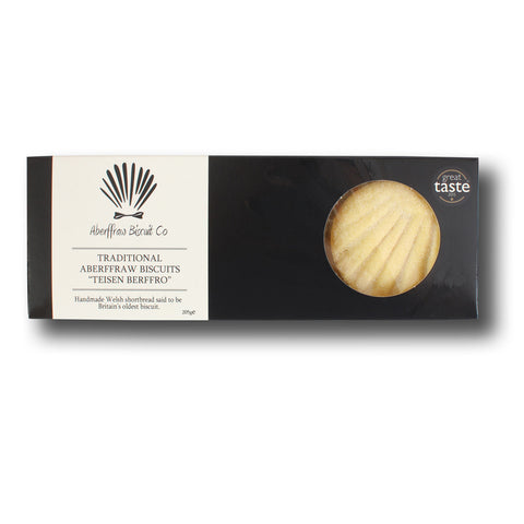 Gift Box - Traditional Aberffraw Biscuits - Traditional