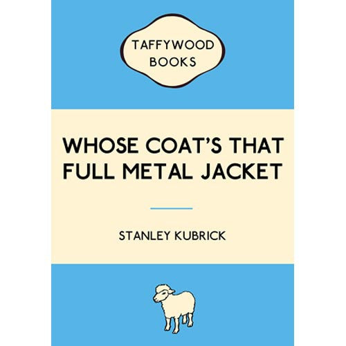 Card - Whose Coat's That Full Metal Jacket?
