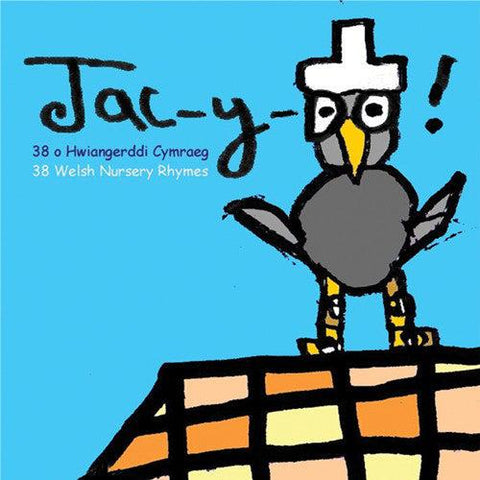 CD - Jac-Y-Do - Welsh Nursery Rhymes