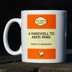 Mug - Taffywood - A Farewell To Arms Park