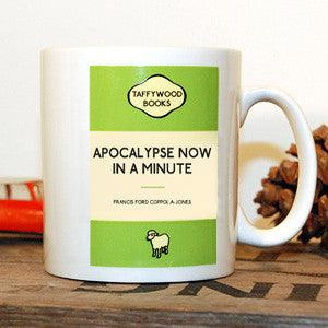 Mug - Taffywood - Apocalypse Now In a Minute
