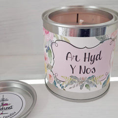 Candle - Welsh Song - Ar Hyd Y Nos