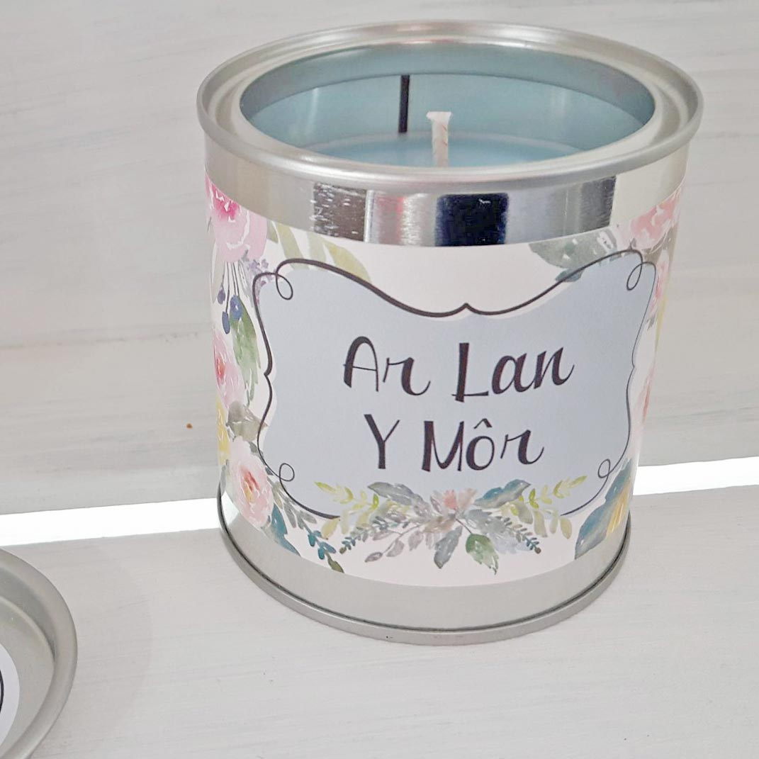 Candle - Welsh Song - Ar Lan Y Mor