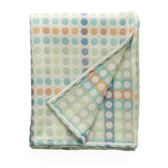 Pram Blanket - Melin Tregwynt - Baby Sorbet-Blanket / Throw-The Welsh Gift Shop