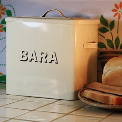 Bara / Bread Bin - Vintage Style-Kitchen-The Welsh Gift Shop