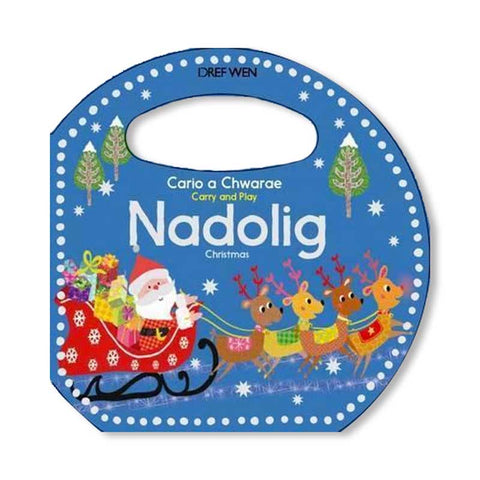 Cario a Chwarae / Carry and Play: Nadolig-The Welsh Gift Shop