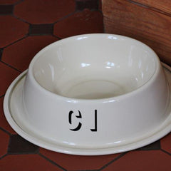 Pet Bowl - Welsh - Cat / Dog - Cath / Ci-The Welsh Gift Shop