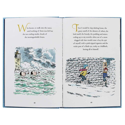 A Child's Christmas in Wales - Dylan Thomas - Gift Edition-Book-The Welsh Gift Shop