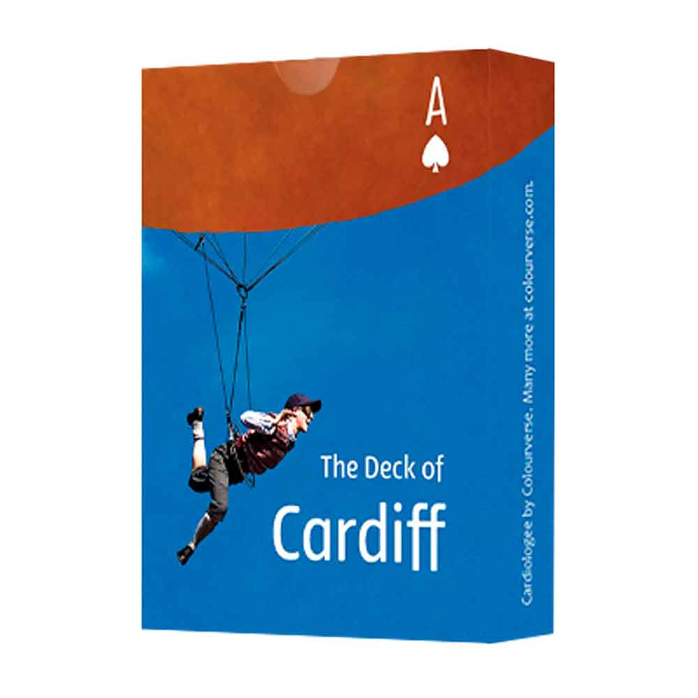 Playing Cards - The Deck of Cardiff