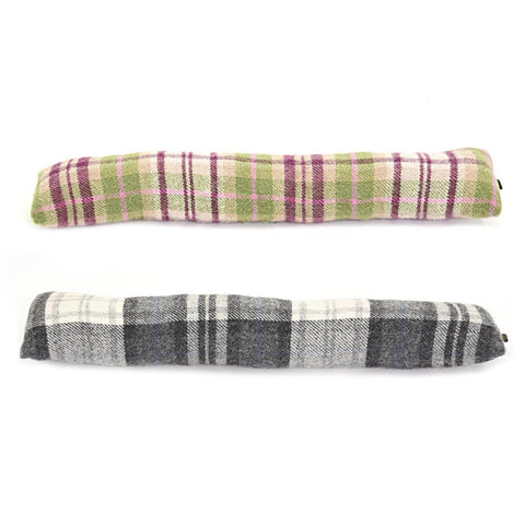 Draft Excluder - Pure New Wool - Made in Wales