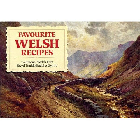 Favourite Welsh Recipes - Sheila Howells-Book-The Welsh Gift Shop