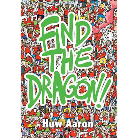 "Find the Dragon - ""The Welsh Where's Wally"""