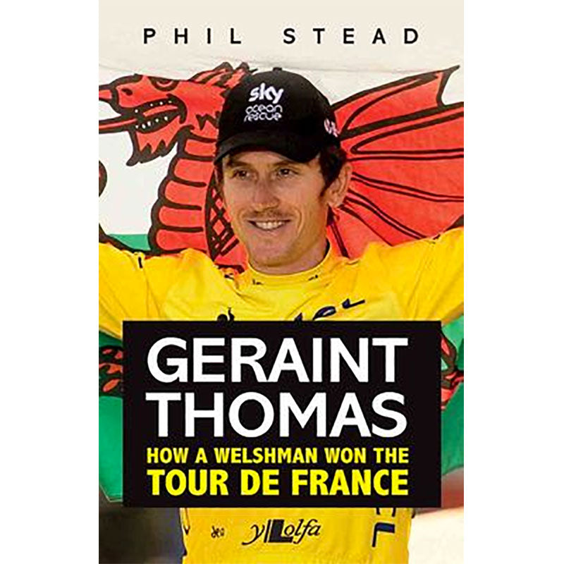Geraint Thomas: How a Welshman won the Tour de France-The Welsh Gift Shop