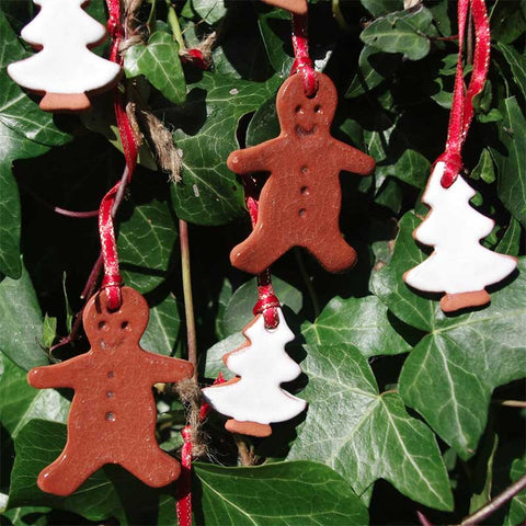 Gingerbread Man - Christmas Decoration