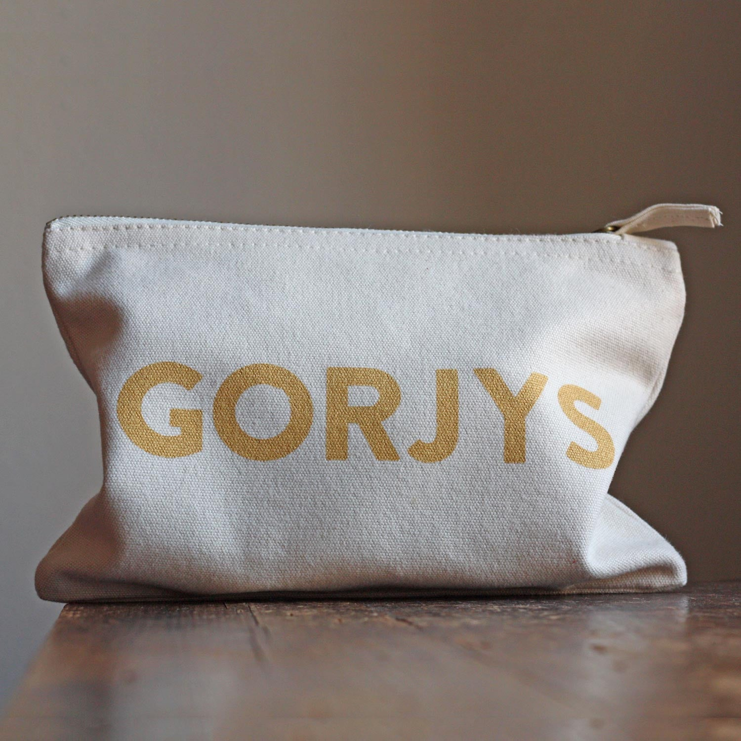 Make up Bag / Zipped Purse - Gorjys - Gorgeous