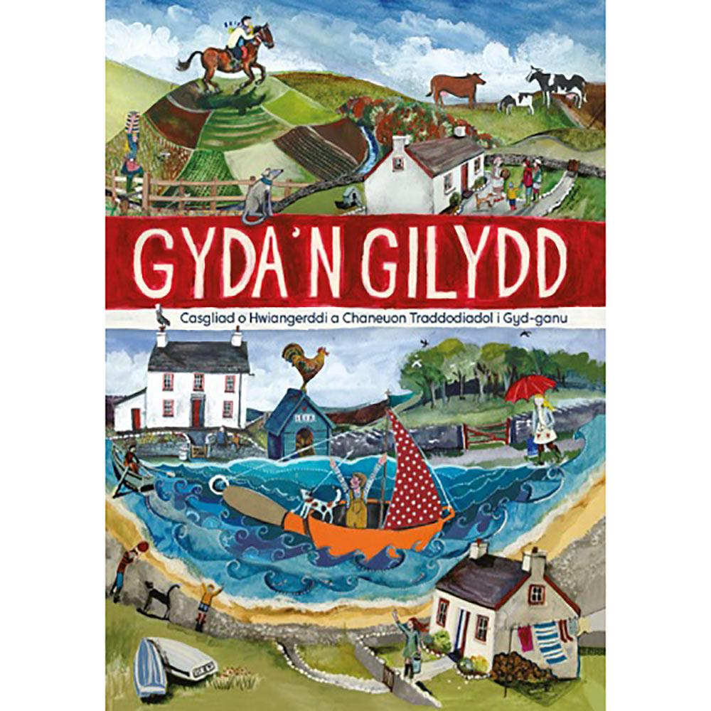 Gyda'n Gilydd' – Welsh Children's Rhymes and Songs Book