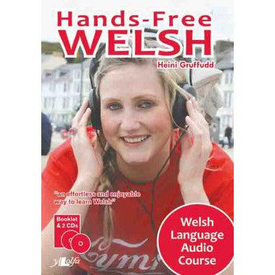 CD - Hands-Free Welsh - Welsh Language Course-CD-The Welsh Gift Shop