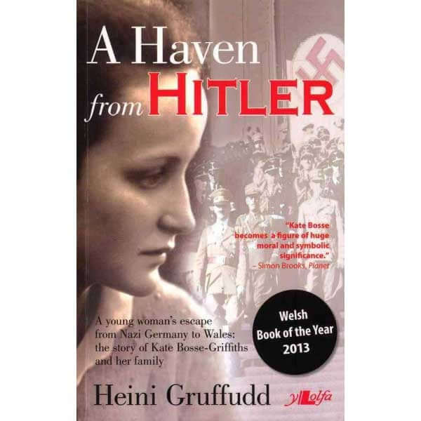 A Haven from Hitler - Heini Gruffudd