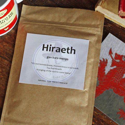 Welsh Breakfast Tea - Hiraeth