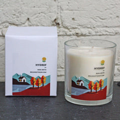 Votive Candle - Y Tymhorau - Hydref - Autumn-The Welsh Gift Shop