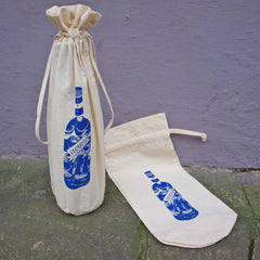 Bottle Gift Bag - Cheers! Iechyd Da!-Bag-The Welsh Gift Shop