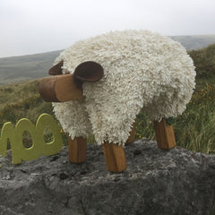 Gift Voucher - Foot Rest - Welsh Sheep
